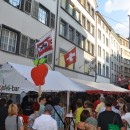 Öpfelibar, Churer Stadtfest, 2013