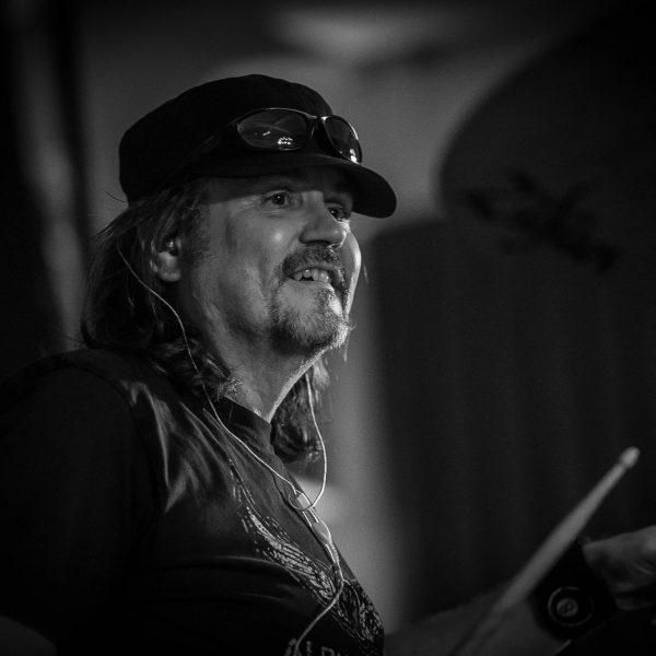 Kurt On Drums